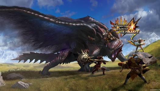 Monster Hunter 4 Ultimate shipped 1 million units in Europe and North America