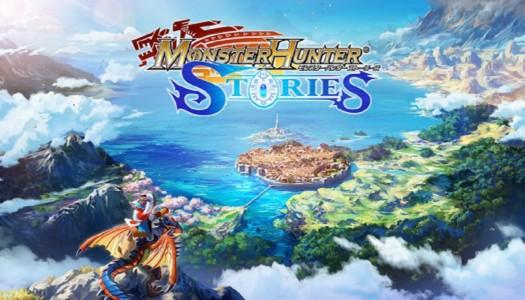 Capcom announces Monster Hunter Stories for Nintendo 3DS