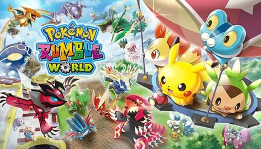 PN Review: Pokemon Rumble World