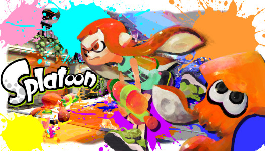 Splatoon Tops Sales Charts in Japan