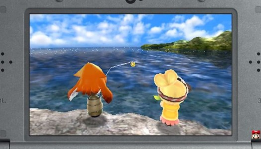 Two New StreetPass Games Coming to 3DS on April 16