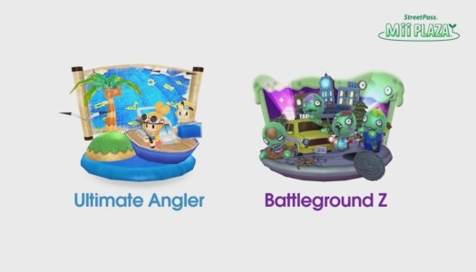 PN Review: Ultimate Angler and Battleground Z