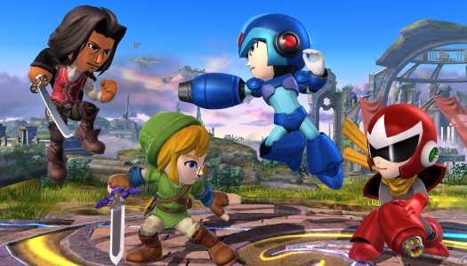 Trailer: Mii Fighters Suit Up for Wave One