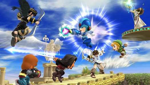 Mr. Sakurai talks DLC and Smash Bros.