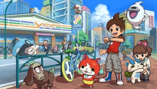 Yo-Kai Watch is to receive a Western release