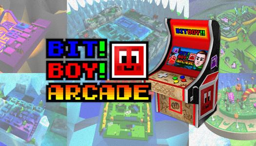 BIT BOY!! ARCADE NEW NINTENDO 3DS UPDATE 1.1 NOW LIVE