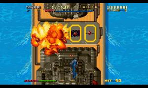 3D Thunder Blade - boss