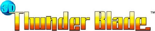 3D Thunder Blade title