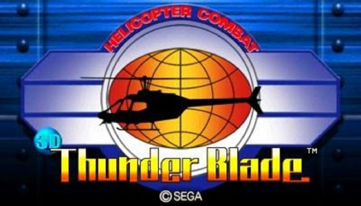 PN Review: 3D Thunder Blade