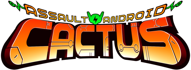 Assault Android Cactus - title