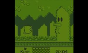 Kirby's Dream Land - boss