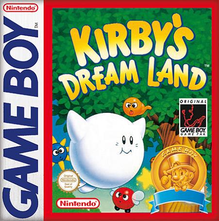 Kirby's Dream Land - box