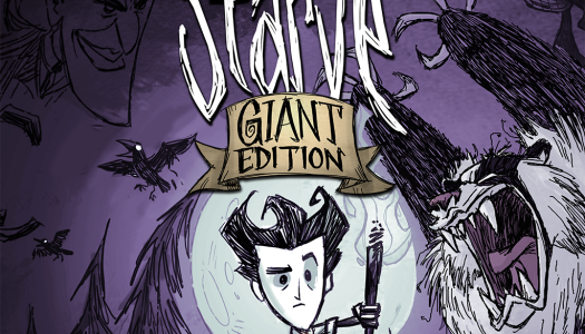 First 10 Minutes: Don't Starve: Giant Edition