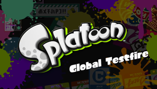Splatoon Direct:  Global Testfire