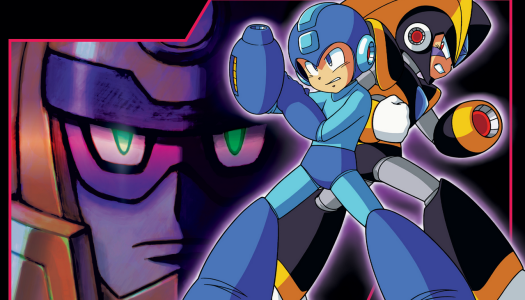 """Mega Man & Bass"" is the First Title Released on Mega May"