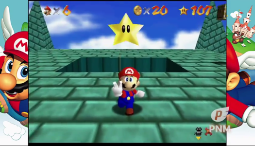 Purely Playthrough Mario 64 – Episode 10: Third Time's The Charm