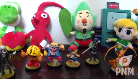 Alex's Amiibo Unboxing – Wave Four