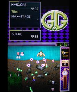 Wonderland - stage 1