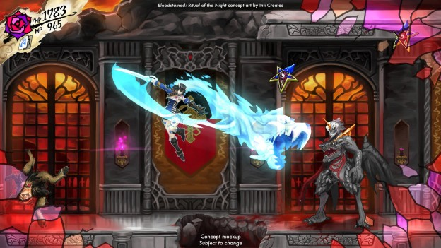 bloodstained picture 1