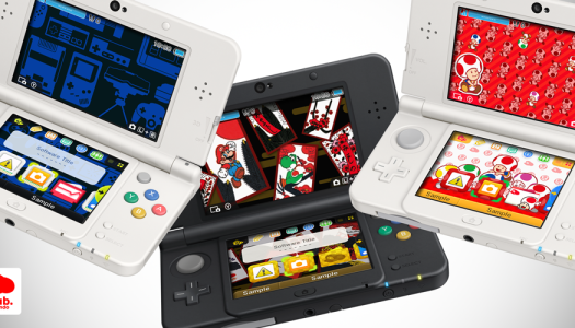 Club Nintendo UK Adds 3DS Home Themes to its Stars Catalogue