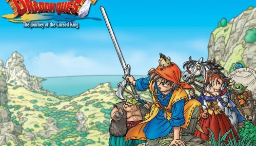 Dragon Quest VIII 3DS will not Support 3D