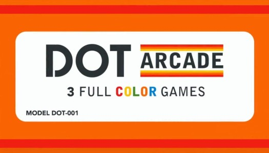 PN Review: Dot Arcade