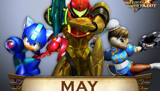 Monster Hunter 4 Ultimate May DLC revealed