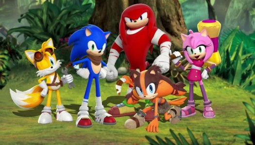 PR: SEGA Announces Sonic Boom: Fire & Ice for Nintendo 3DS