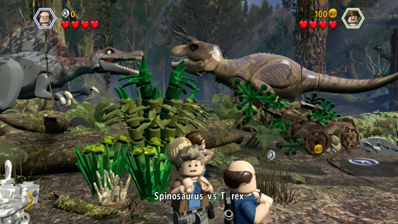 Lego Jurassic World Spinosaurus Pictures to Pin on ...