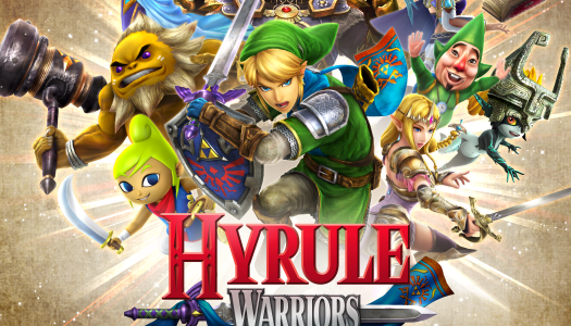 Nintendo Digital Event: Hyrule Warriors: Legends