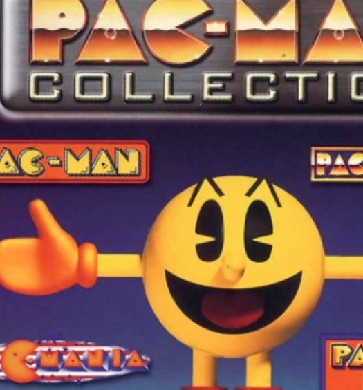 PAC-MAN Collection - title