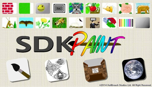 New update for SDK Paint coming to the WiiU this Summer