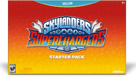 Skylanders SuperChargers coming September 20, 2015