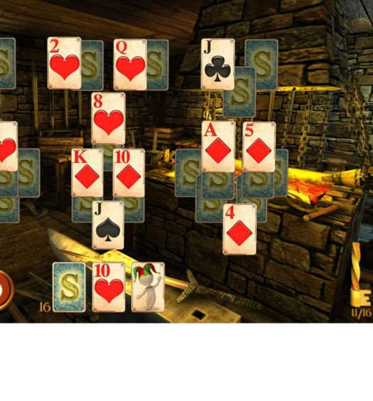 Solitaire Dungeon 2
