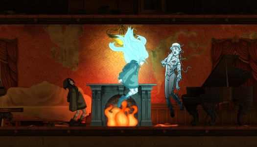 PR: Horror Adventure Whispering Willows set to release on Wii U