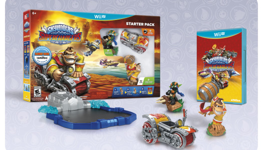 Nintendo Digital Event: Skylanders SuperChargers to have exclusive amiibo figures