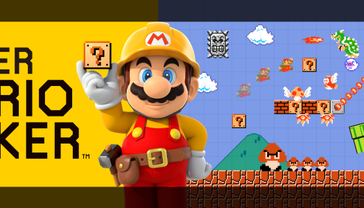 New Website/Search Engine for Mario Maker Launching this December