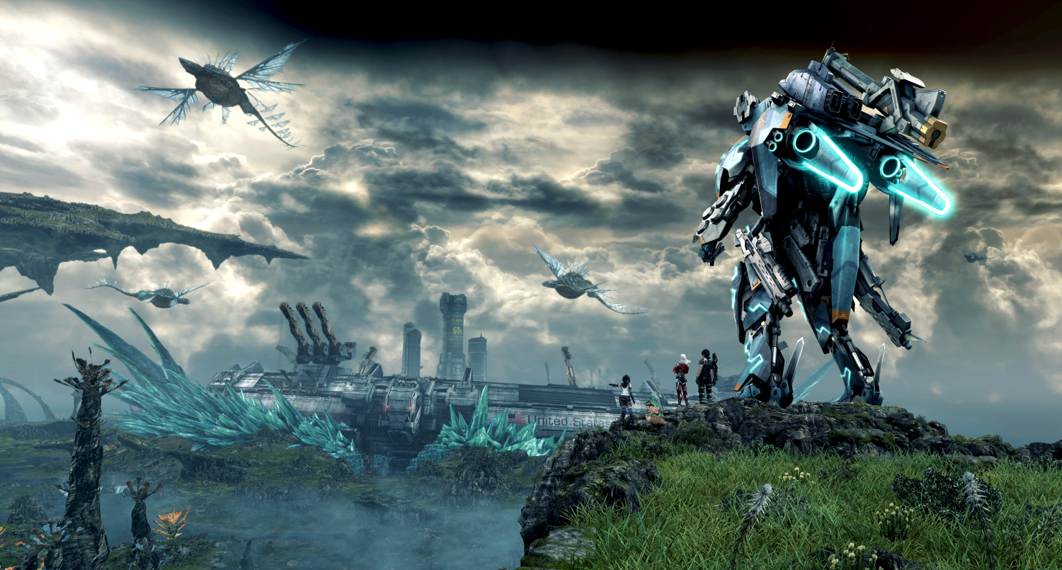 Xenoblade X Chronicles Review Chronicles Part 1 - Pure Nintendo