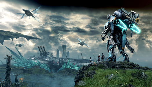 Teaser Site for Xenoblade Chronicles Launches