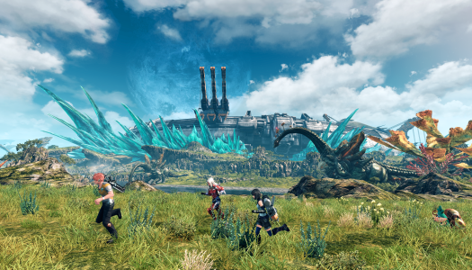 Nintendo Releases Series on Xenoblade Chronicles X