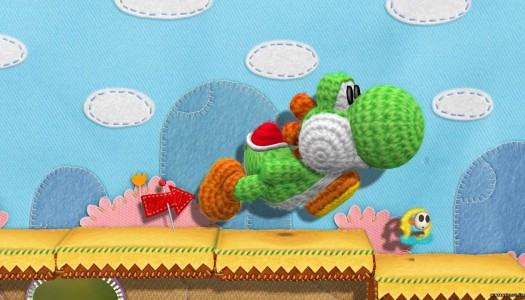 Check out Mega Yarn Yoshi