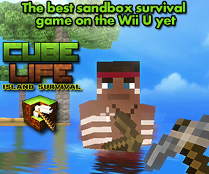Cube Life Island Survival for Wii U
