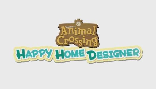Animal Crossing Happy Home Designer Gets System Bundle