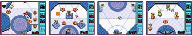 Air Pinball Hockey screen banner