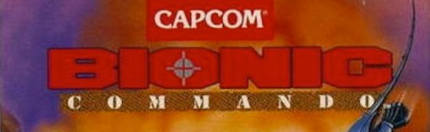 Bionic Commando - title