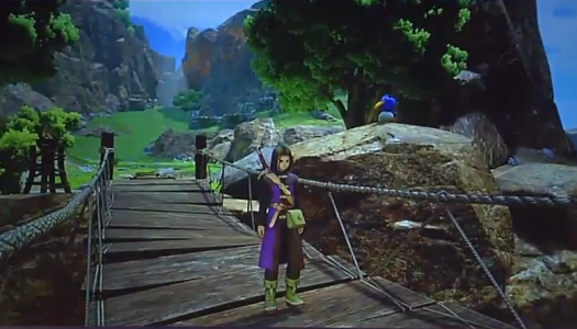 Dragon Quest XI to be Playable on PS4, 3DS; Considering NX