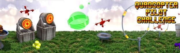 Quadcopter Pilot - banner