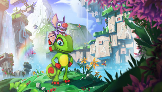 Yooka-Laylee's Nintendo Switch trailer