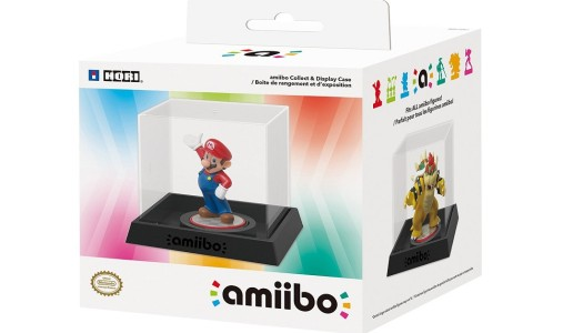 Amiibo Collect and Display Case by Hori Coming Soon