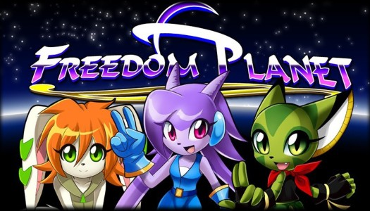 PN Review: Freedom Planet
